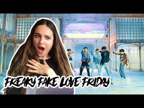 BTS (방탄소년단) 'FAKE LOVE' Official MV [REACTION VIDEO]