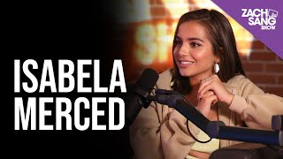 Isabela Merced Talks PAPI, Dora The Explorer & Nickelodeon