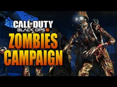 BO3 ZOMBIES CAMPAIGN CHEAT CODE!
