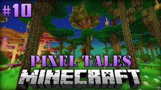 INFUSER?! Twilight Forest!! - Minecraft Pixel Tales #010 [Deutsch/HD]