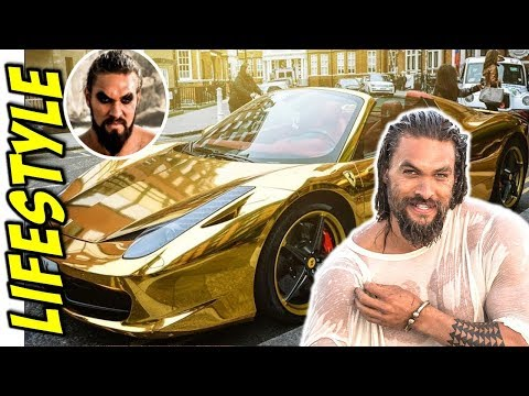Jason Momoa Lifestyle & Biography | Unknown Facts, Girlfriend, Net Worth, Family, Income, House, Car