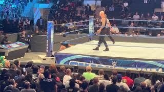 Drew McIntyre Vs Happy Corbin Dark Match Smackdown 9 10 21