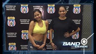 Polícia Civil prende duas mulheres por roubo e tráfico de drogas