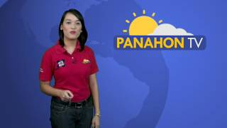 Panahon.TV | October 18, 2016, 9:00PM (onPtvNews)