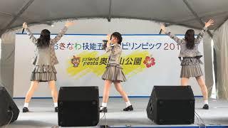 2018.11.03 おきなわ技能五輪・アビリンピック2018 ハロートレーニング...