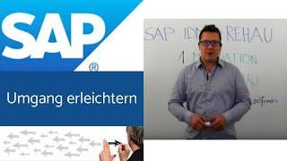 Wie REHAU AG + Co seinen Mitarbeitern den Umgang mit SAP IdM erleichtert