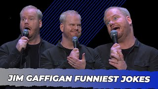 "Top 5 Funniest Jokes from ""Obsessed"" Jim Gaffigan"