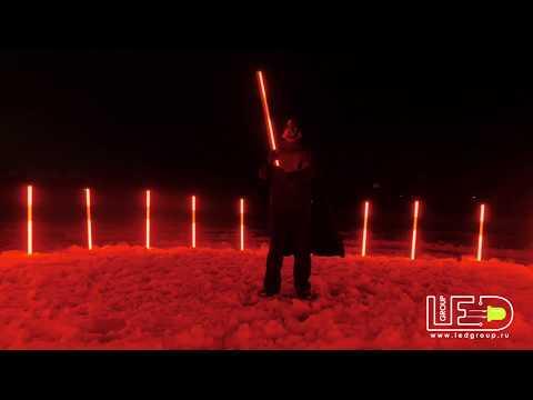 Astera Titan Tube x AX3 Teaser Trailer from LED Group
