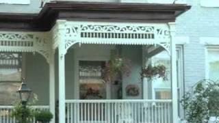 Hornbrook Smith House, 1020 Ann, Julia-Ann Historic District, Parkersburg WV
