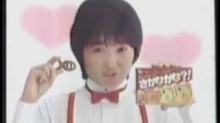 河合美智子さんCM ハウスさかなかなバレンタイン編その2.