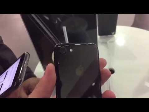 IPhone 7 Jet Black царапается - первые впечатления!