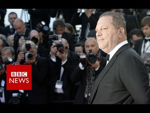 Harvey Weinstein: Secret recording of undercover sting - BBC News