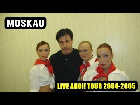 [10] Rammstein - Moskau Онлайн Ahoi Тур 2004-2005 (Мульти камерой)