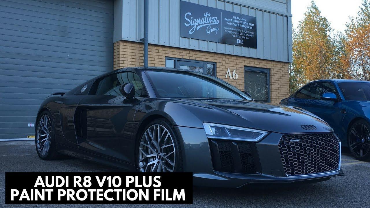 Audi Car Paint Protection
