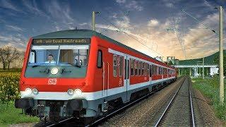 Let's Play Train Simulator 2018 | Sonderzug nach Radolfzell | BR 141 Wittenberger Steuerwagen | JTG