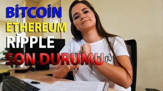 Alıcı ve Satıcıların Mücadelesi Devam Ediyor, Bitcoin, Ethereum, Ripple, Cash