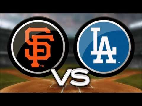 In matchup between aces, Giants get to Dodgers' bullpen