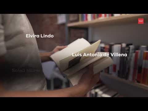 Presentación de La Noche de los Libros de la Comunidad de Madrid 2021