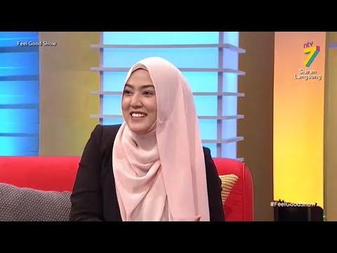 [2018.04.27]Shila Amzah (茜拉) On Feel Good Show 2018 NTV7