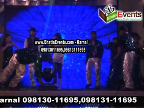 EVENT SHOW  SCREEN STAGE SHOW BHATIA EVENTS KARNAL 98130 11695, 98131 11695 thumbnail