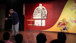Rehman Akhtar - LIVE at Jeddah Comedy Club