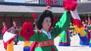 Rangkaian Upacara Penyambutan Kenegaraan di Korea Selatan, Seoul, 10 September 2018