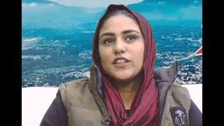 Shabnam Naz -Gojri Singer- interview Part 01 of 05  Gujjars of J&K  Gojri Program