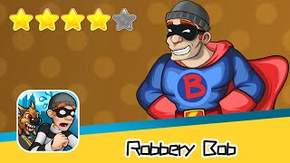 Robbery Bob SuperBob SUBURBS Day31 Walkthrough Recommend index four stars