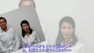 松原智恵子「声だけでも伝わるんだ」朗読劇初挑戦 女 優 松 原 智 恵 子...