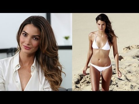 Lily Aldridge on Bikinis and Her Celebrity Girl Crushes | Fashion Flash