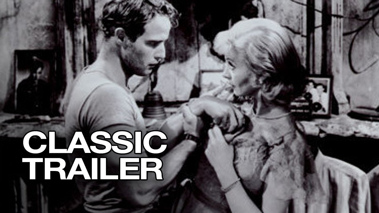 a streetcar d desire official trailer marlon brando movie a streetcar d desire official trailer marlon brando movie 1951