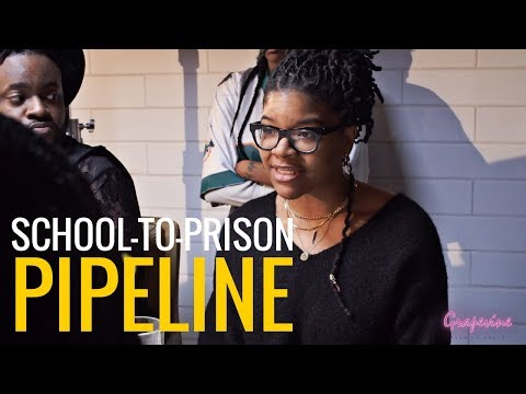 THE GRAPEVINE | THE SCHOOL TO PRISON PIPELINE | S3EP20 (2/2)