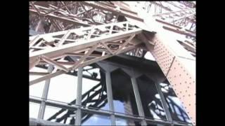 EIFFEL TOWER-UP CLOSE