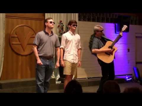 Improv Comedy Blues Song - Music Improvisation, Bob Baker