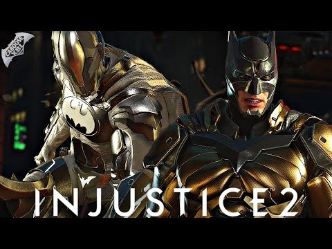 Injustice 2 Online - CLOSE MATCH AGAINST A ZONER!