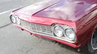 1964 Chevy Impala 283 V8 With Powerglide 57k Miles For Sale!