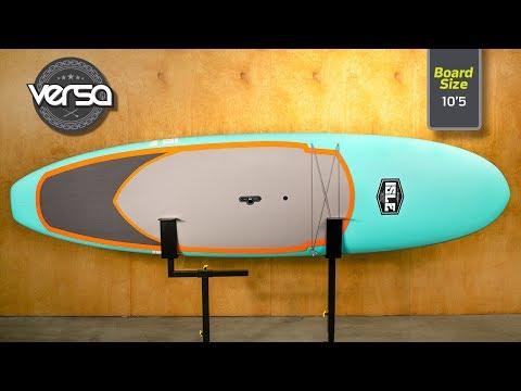 4e69b933c665 ISLE Versa Paddle Board - YouTube