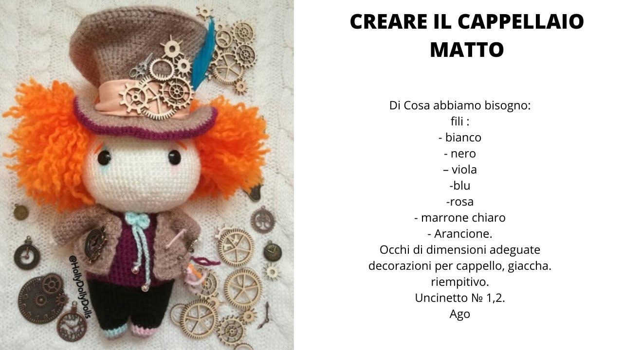 Amigurumi orsetto col maglione - Amigurumi Gratis Free | 720x1280