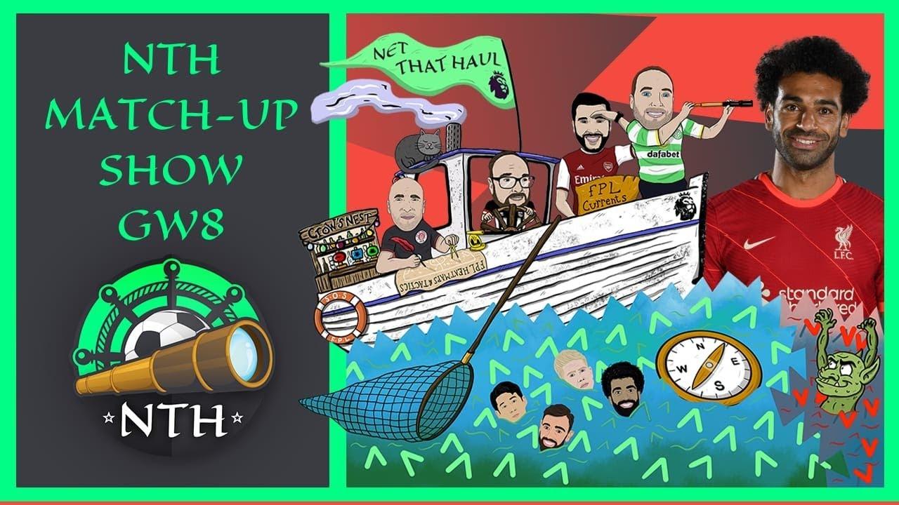 Download Fantasy Premier League (FPL) 21/22 NTH Match Up Show | GW8