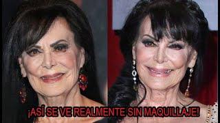 Filtran fotos de Maribel Guardia sin maquillaje que muestran su cara REAL; así es SIN FILTROS