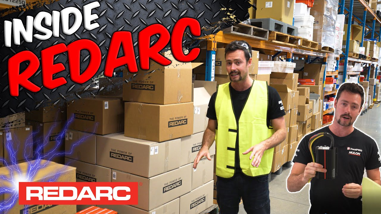 INSIDE REDARC || What Goes On Behind Closed Doors At The Biggest 12V Electrical Company In Australia