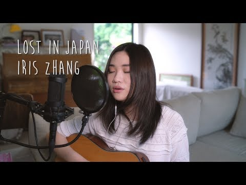 Lost In Japan - Shawn Mendes Acoustic Guitar Cover