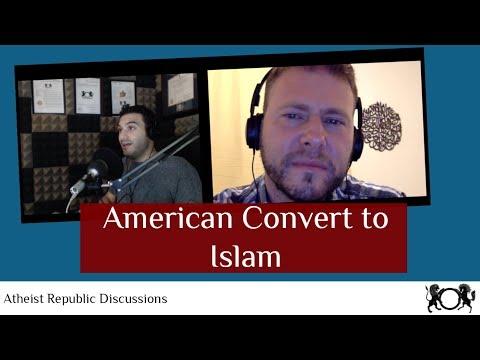 American Convert to Islam
