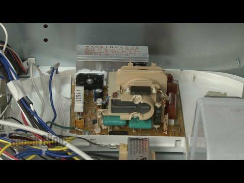 Inverter Board - Kitchenaid Microwave #KMBP100ESS01