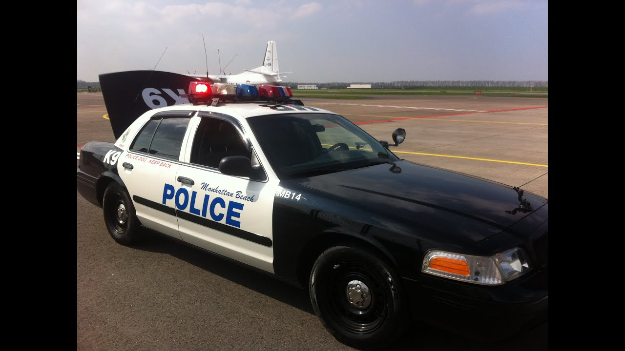 Ford crown victoria police interceptor nl