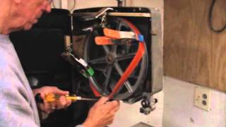 How To Install Band Saw Tires Wmv