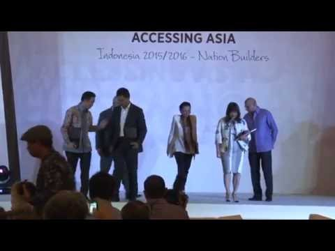 Accessing Asia Indonesia 2015 2016   Nation builders Book Launching