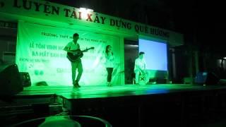 Bài thơ màu mực tím - Hạ Vi feat X-acoustic Band