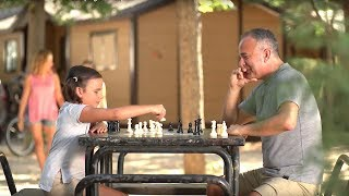 VIDEO CORPORATIVO Camping de Aranjuez