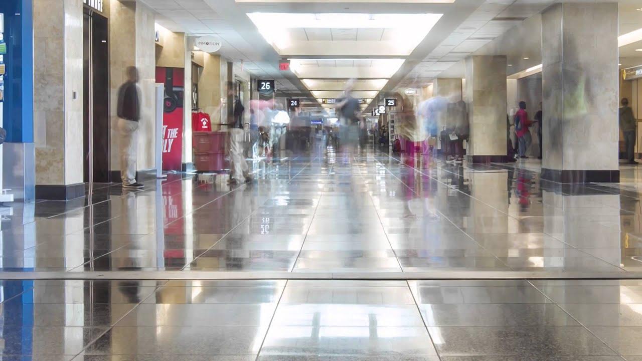 San Diego Airport Terrazzo Tile Case Study